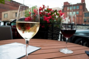 wine-glasses-on-patio